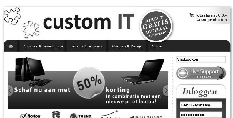 Software Shop Online
