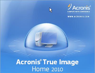 Acronis True Image Back-up