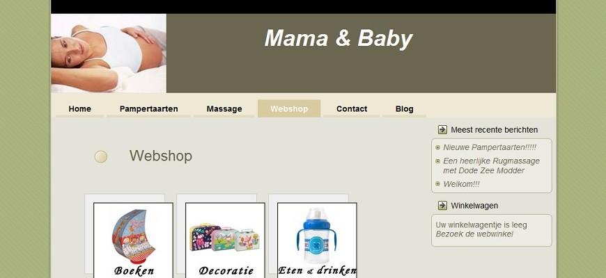 2010 – Mama & Baby