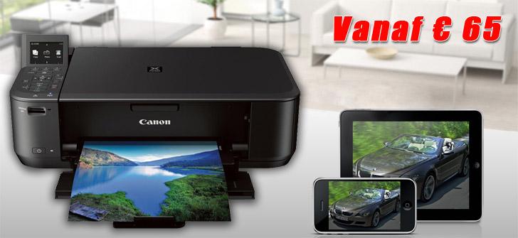 Print met Canon App