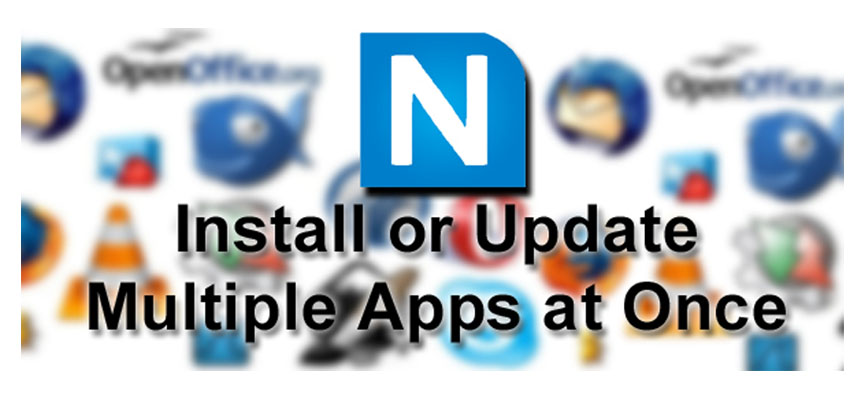 Ninite – Gratis PC Applicaties