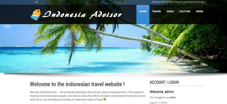 2014 – Indonesia Advisor