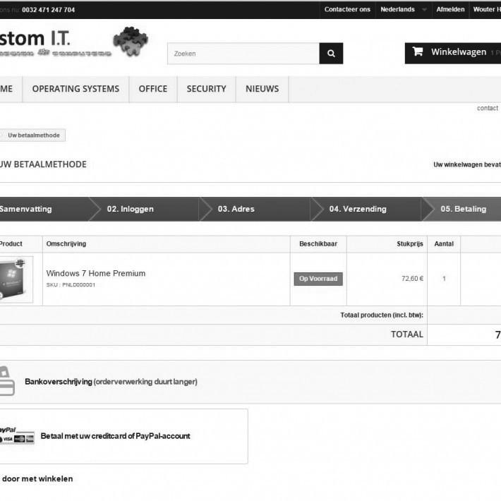 custom-it-webshop-checkout